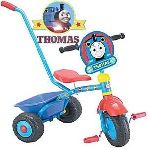Thomas the tank trike huffy kids ride on toy bike