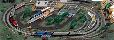 Ho Bachmann Hornby Thomas Tank Set Train Thomas The