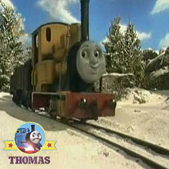 Tank engine Duncan's bluff