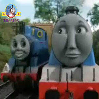 hidden surprises for Gordon he didn't have time to wave hello to Thomas