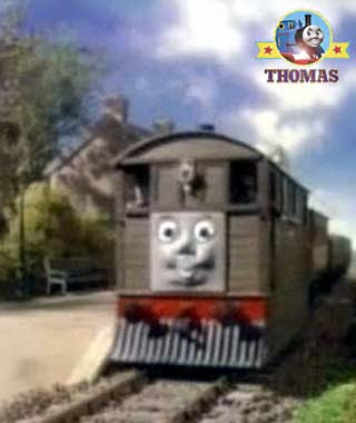 Thomas and friends Toby tram had fewer railway troublesome trucks and fewer first class passengers