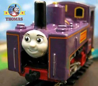 Thomas and friends Culdee Fell Mountain Railway lines for Welsh holiday makers