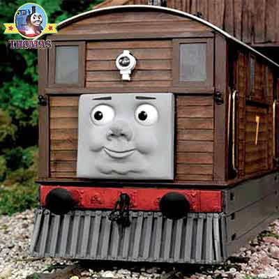 Kids free online jigsaw puzzle games Thomas and friends Toby the tram engine and the stout gentlemen
