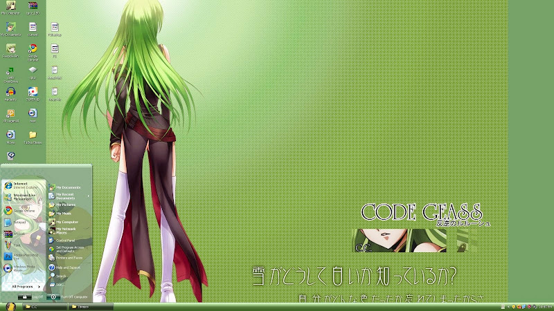 5 New Themes for Windows XP Bộ 15 theme dành cho windows XP CC+-+01