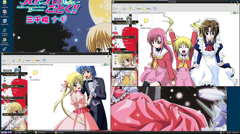 5 New Themes for Windows XP Bộ 15 theme dành cho windows XP Nagi02