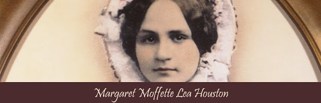 Margaret Moffette Lea Houston