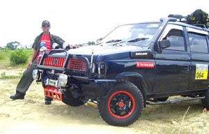 Modif Panther Touring - Xpower Penghemat BBM Terbaik