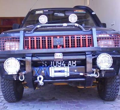 Image of Isuzu Panther Modifikasi