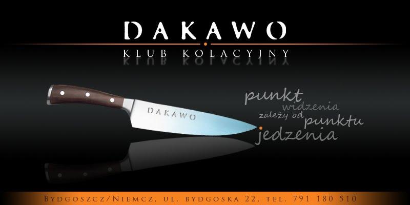 DAKAWO klub kolacyjny