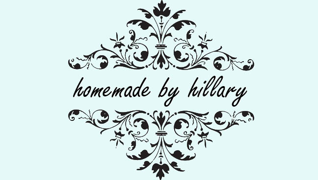Homemade by Hillary