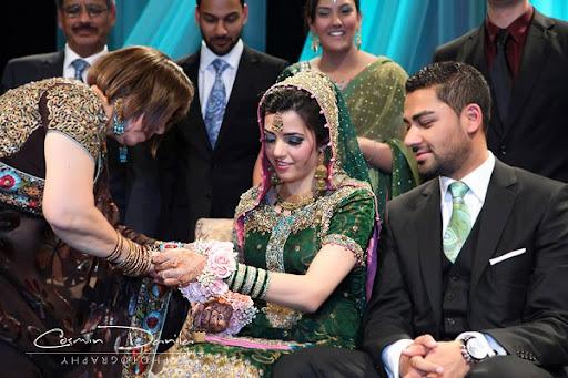 Maria Imran Pakistani Wedding in Edmonton