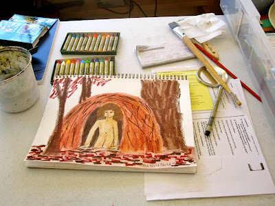 reflection of personal art therapy experience as facilitator Ann e lawton, ms-atr 9209158933  the importance of personal art making and professional self-care in the  facilitator for art therapy groups for adults .