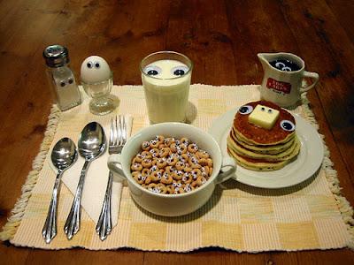 Desayuno becario