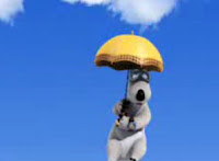 Very Funny Bear Sky Diving