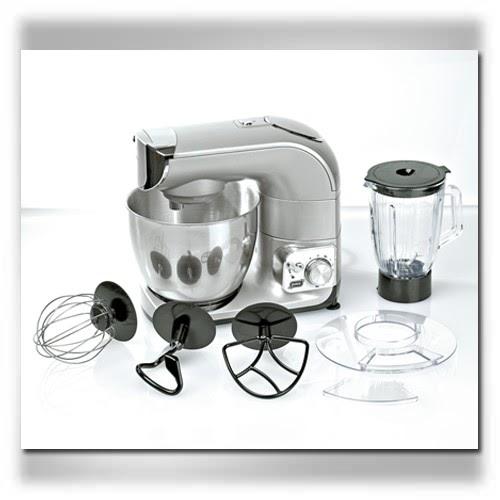 Arteycocina quigg robot de cocina batidora amasadora for Robot de cocina batidora