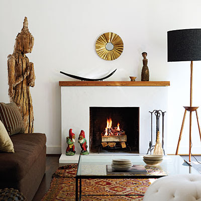 Ideas  Decorating  Living Room on Living Room Decorating Ideas Fireplace   Living Room Pictures