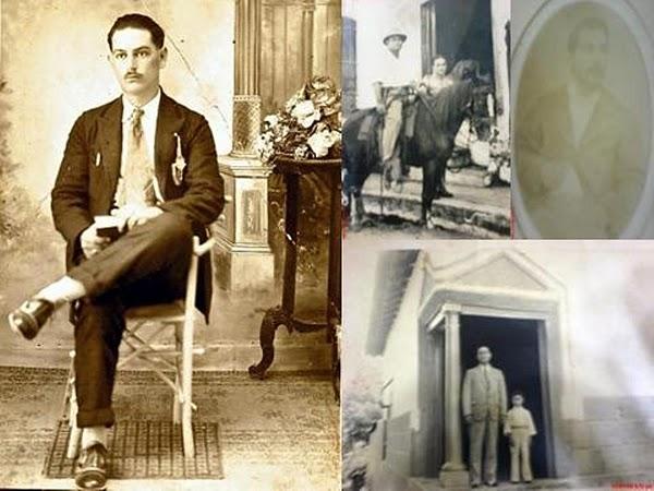 FOTOGRAFIAS DE DON JOAQUIN LUIS MACHUCA SOTO 1900-1973.