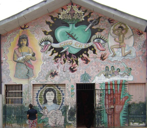 Ayahuasca house 2008