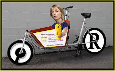 Another 81 miles for Madeleine Gerry_mcCann_on_yer_feckin_bike
