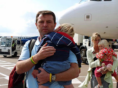 Chapter 8: A man with a child in his arms McCanneasyjet