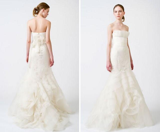 vera wang bridal collection 2011. Vera Vang