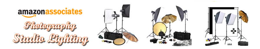 Photography Studio Lighting Kit