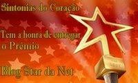"""Prêmio """" Blog Star da Net""""  oferecido por Mariz"""