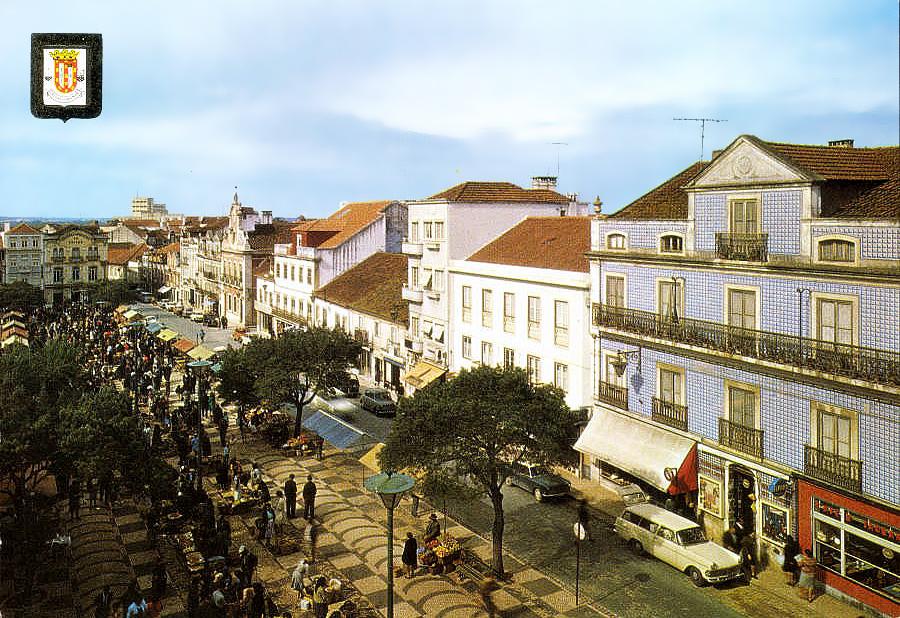Caldas Da Rainha Portugal  City pictures : Caldas da Rainha Praça da República
