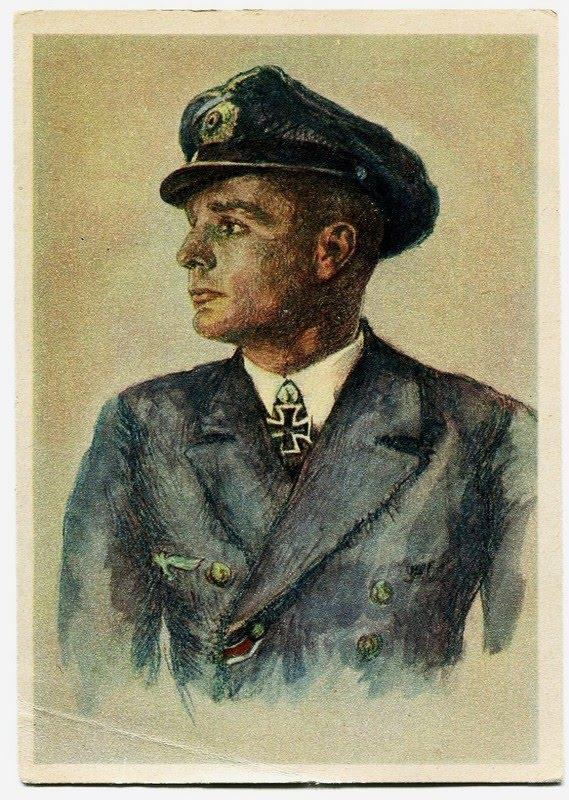 Koleksi sketsa dan gambar masa perang dunia ii karya profesor oskar