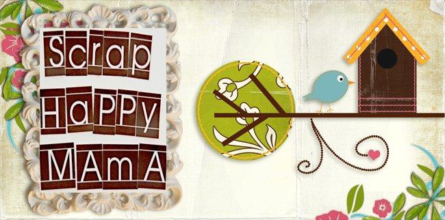 Scrap Happy Mama