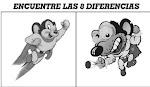 8 diferencias