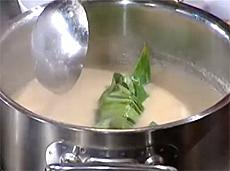 Chè Đậu xanh viên nước dừa