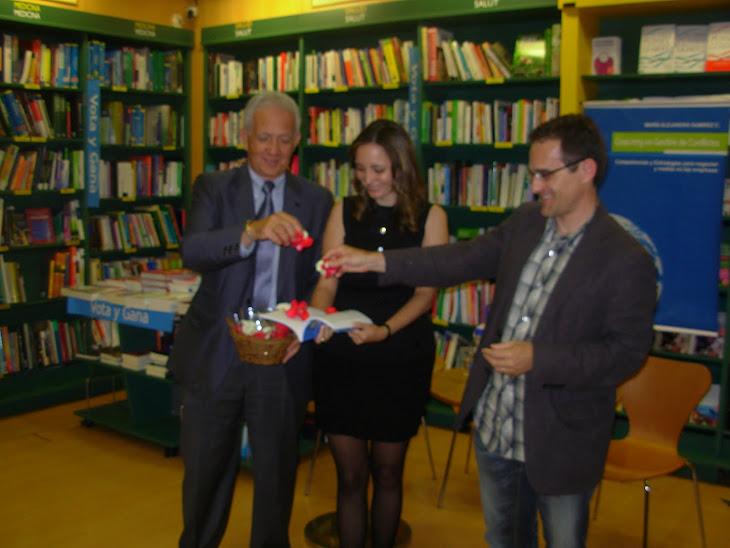 Presentación en España: Libro Coaching en Gestión de Conflictos