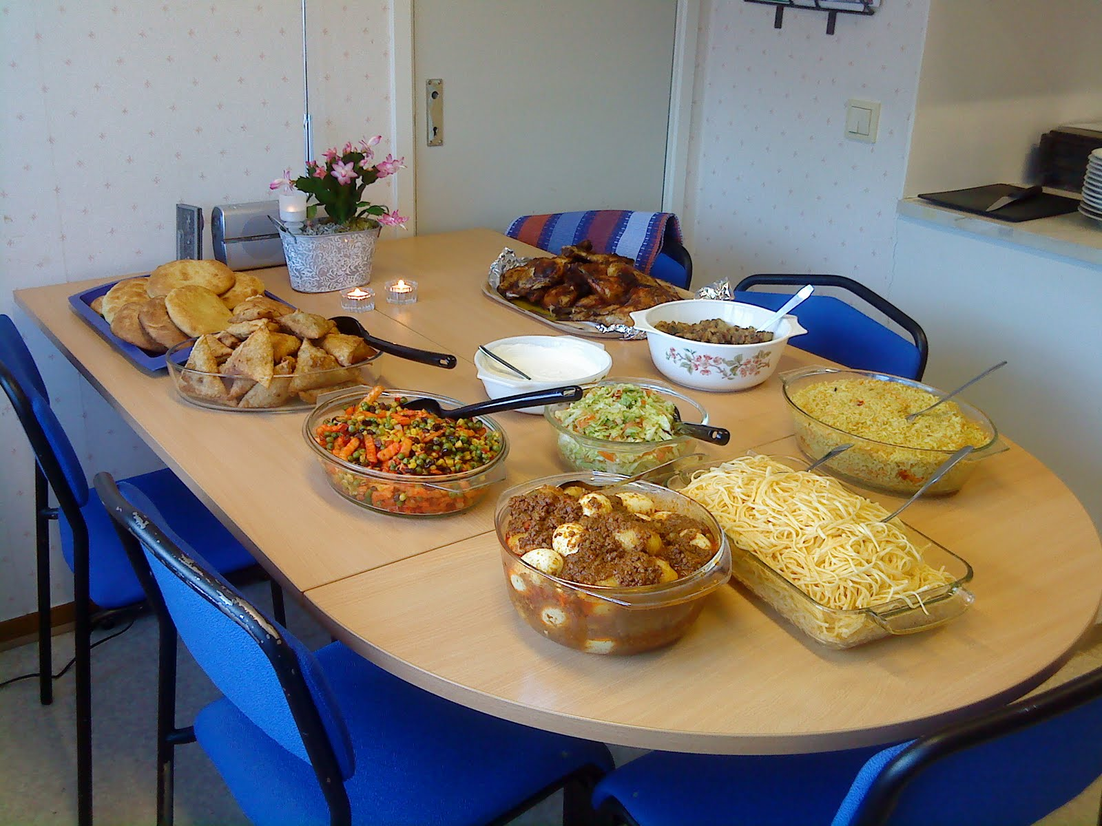 somaliska kultur mat