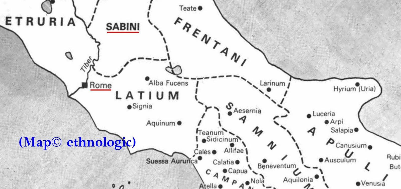 Χάρτη μεταξύ του μέσου ρου του ποταμού