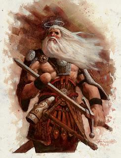 Dewa Perang Tyr