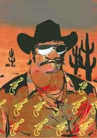 narco cultura demeanor