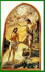 Bautismo de Cristo.