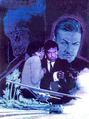 Illustrated 007 - The Art of James Bond: Goldeneye Comic ...