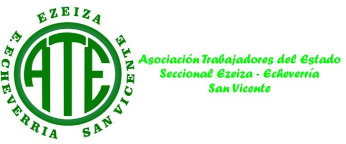 ATE Ezeiza - Echeverria - San Vicente