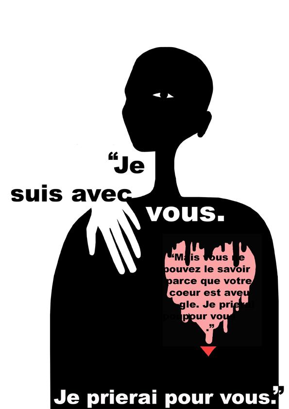 Elle Rouge: Poster. Albert Camus