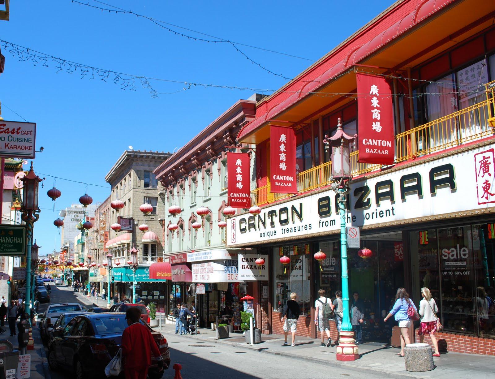 Mille Fiori Favoriti A Taste of San Franciscos Chinatown