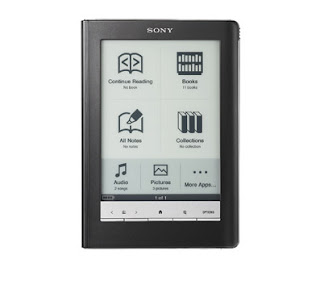 Sony Reader Black Touch Edition