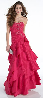 Fabulous Fuchsia Prom Collection