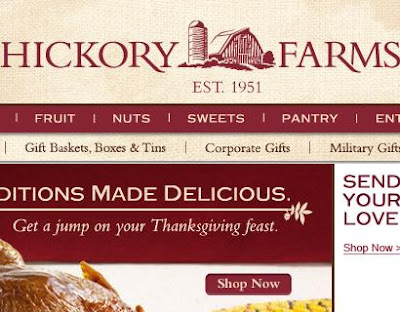 Hickory Farms Coupons and Deals