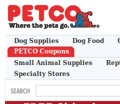 Petco Coupons and Deals