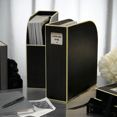 Magazine Box Black