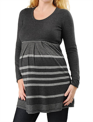 Babydoll Maternity Sweater