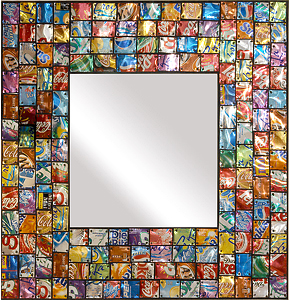Pop Art Mirror