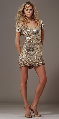 Sequined Holiday Dresses by Jovani